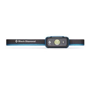 Black Diamond Spot Lite 160 Pandelampe, sort/blå